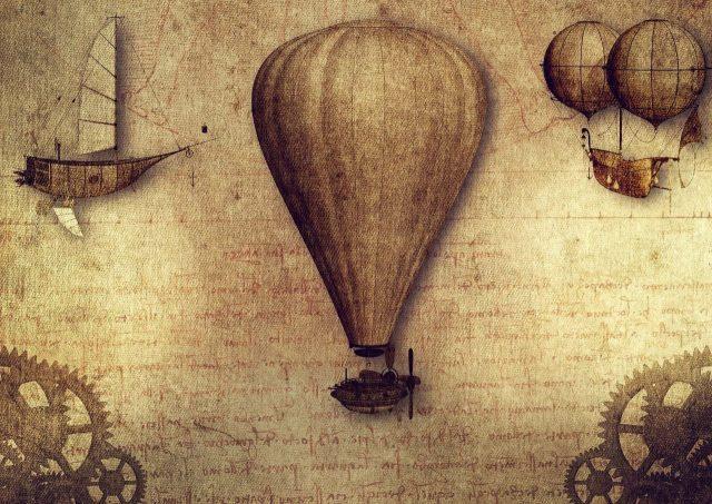 Inventos de Leonardo da Vinci: Parte 1
