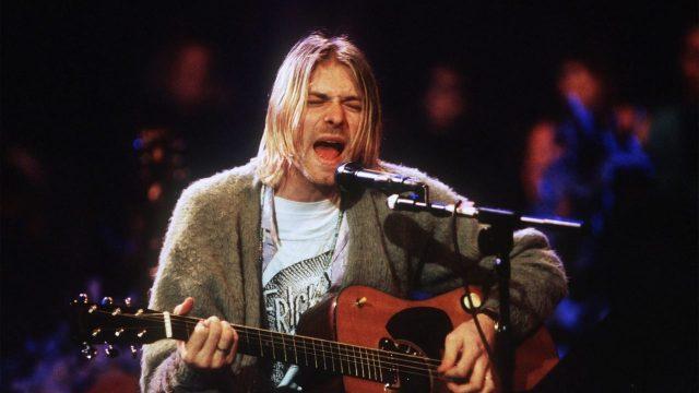 La muerte de Kurt Cobain