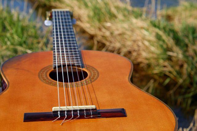 Orígenes y evolución de la guitarra clásica