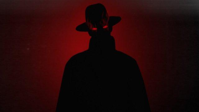 El «Hombre del Sombrero»