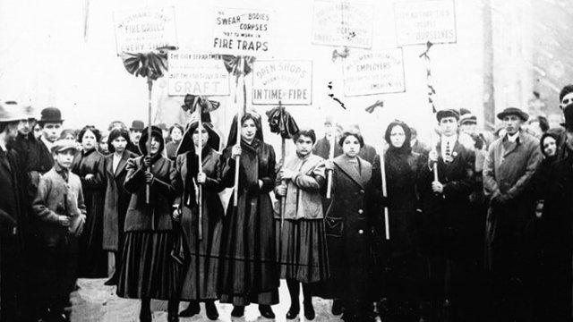 Como surgió el día internacional de las mujeres