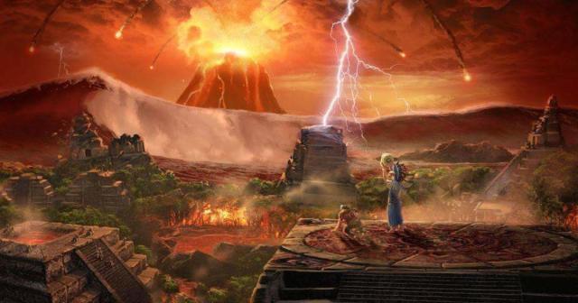 La desaparición de la civilización Maya