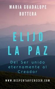 Libro Elijo la Paz