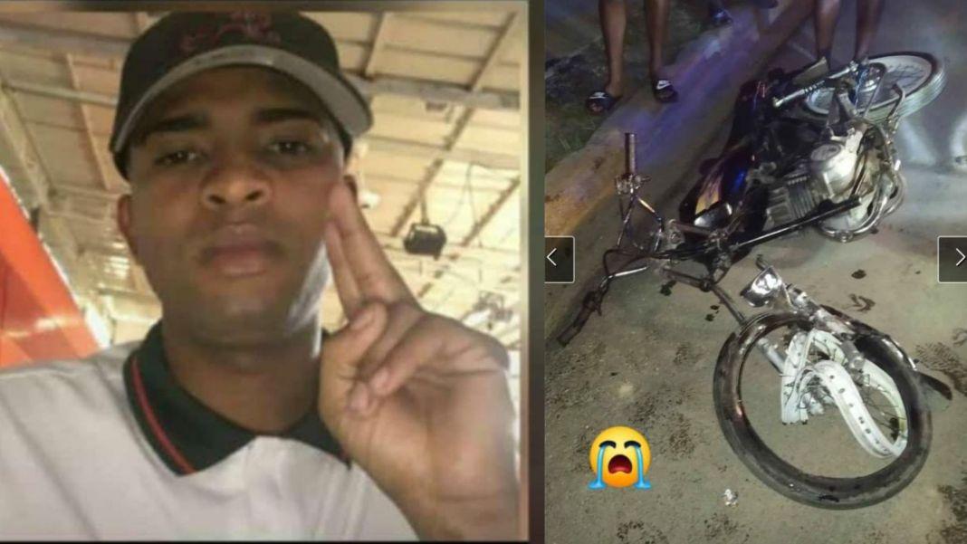 En San Juan; Aparatoso accidente cobra la vida de un Joven