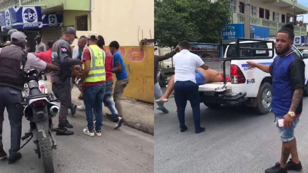Hombre armado mata a seis personas en Higüey y cae abatido por policías
