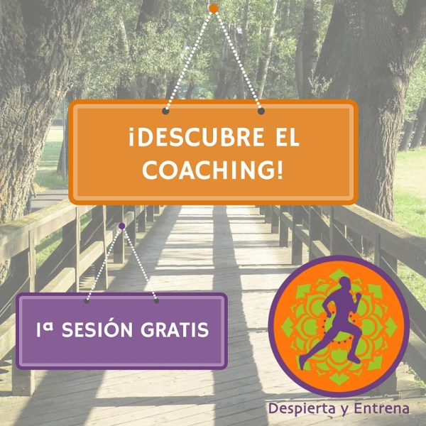 Sesión de coaching gratis – Despierta y Entrena