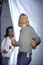 Kurt Cobain con Levis 501.