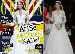 Kate Middleton y su cintura.