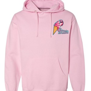 Sweet Dreams Hoodie -Pink