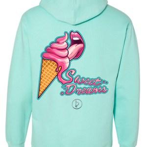 Sweet Dreams Hoodie Mint