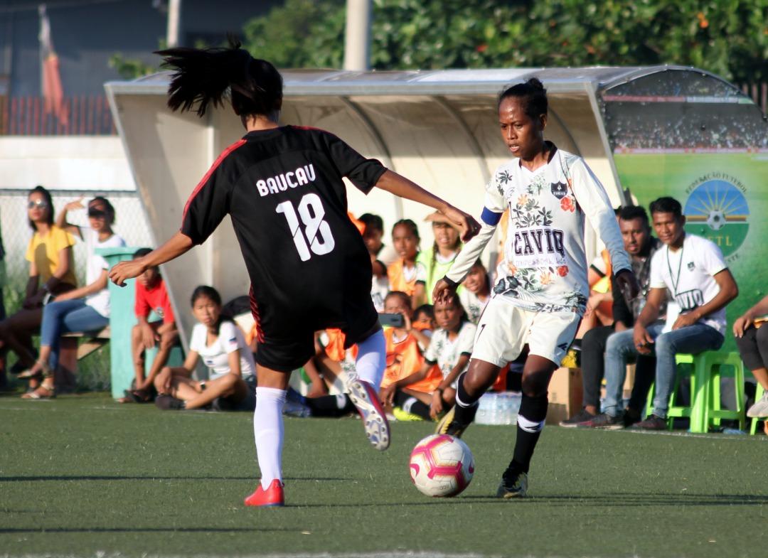 Dolores, Kapitaun FC SAMUSER