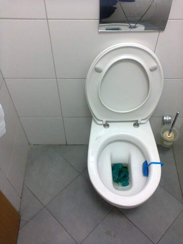 vas de wc, vas toaleta,