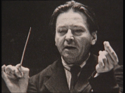 George Enescu conducting 3