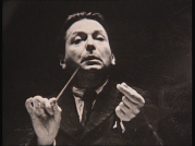 George Enescu conducting 4