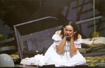 «Edgardo mio, sì, te lo giuro» (Sonia Yonceva, 2013, Opéra Bastille, Foto ©: Mihaela Marin)