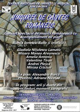Mugurel de cântec românesc
