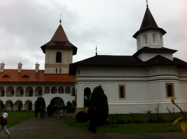 manastirea centru