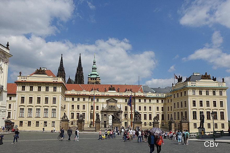 Le quartier du Château de Prague, visite guidée