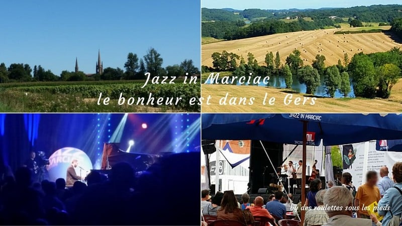 Jazz in Marciac le bonheur est dans le Gers