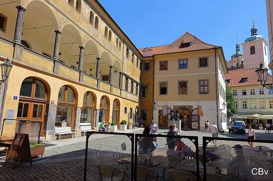 Ungelt Prague Stare Mesto