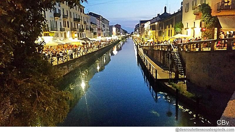Milan les Navigli
