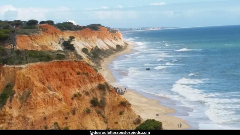 L'Algarve Portugal Praya Olhos de Agua