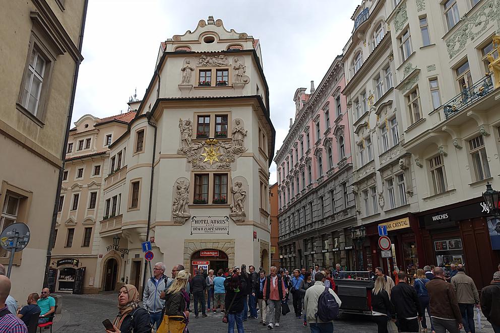 maison au Puit d'Or Stare Mesto Prague
