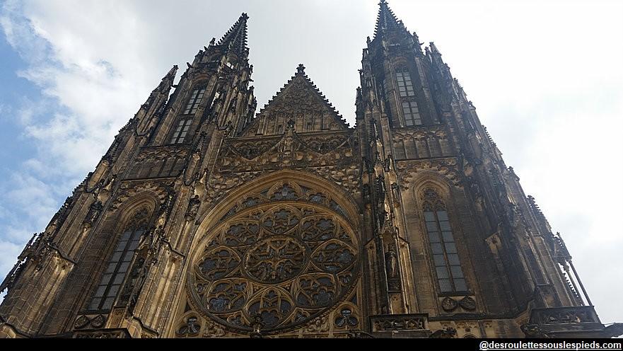 Château de Prague Cathédrale Saint Guy