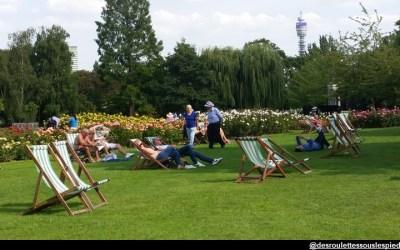 Regent's Park et Frieze Sculpture à Londres, un été culturel