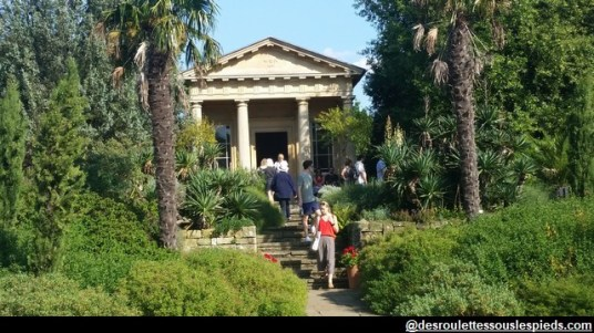 Escapades près de Londres Londres pavillon-provence-Kew-Gardens-Londres