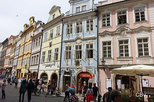 Rue Mostecka