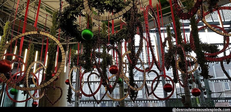Borough Market déco Noel
