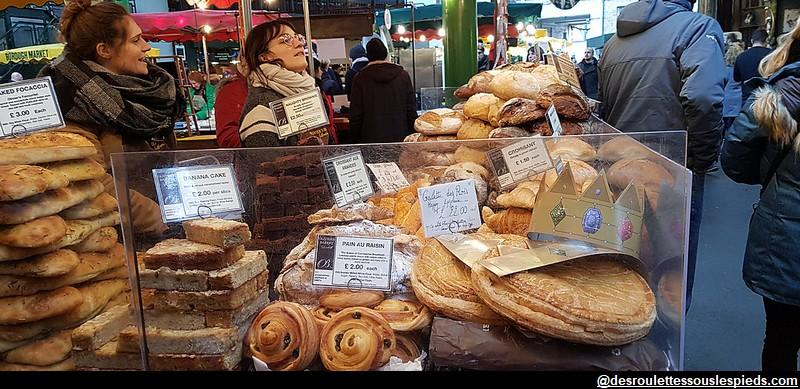 Borough Market pain