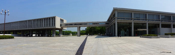 Hiroshima, Sadako Sasaki «la grue de papier»