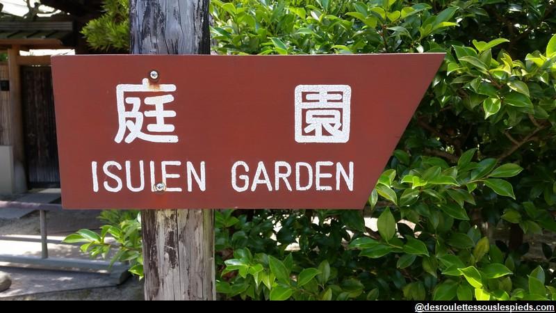 Nara Isuien Garden