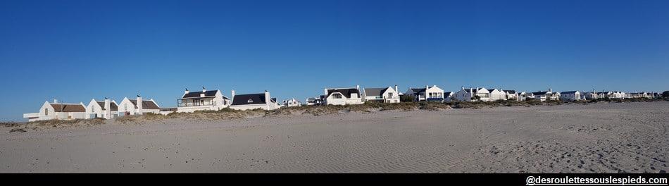 Paternoster en Afrique du sud, visiter la western coast