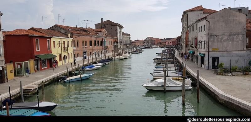 Ile de Murano canal