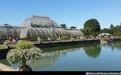 Escapades près de Londres à Kew Gardens et Richmond Park
