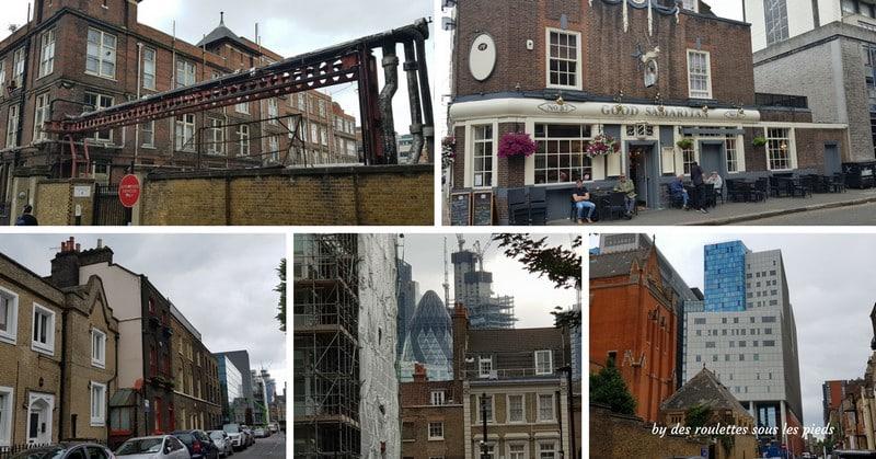 Sur les traces de jack l'éventreur quartier du Royal London Hospital