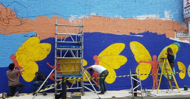 Sur les traces de jack l'éventreur street art hanbury street