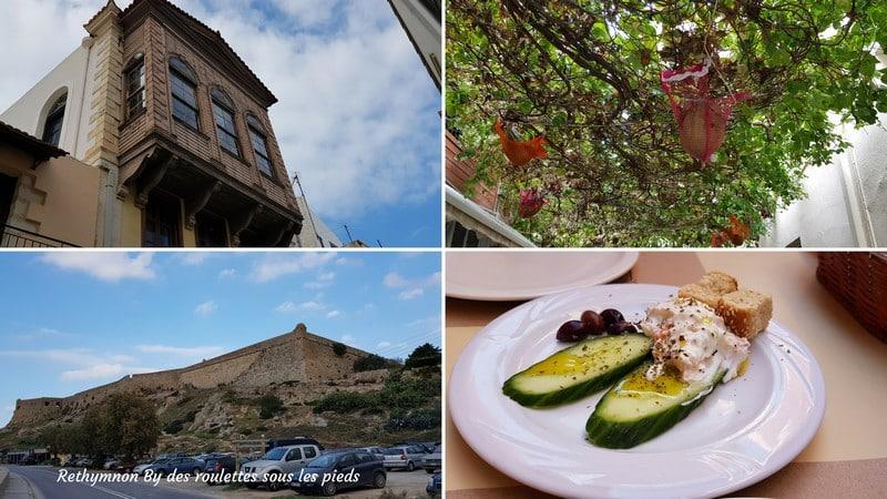 visiter crete ouest rethymnon