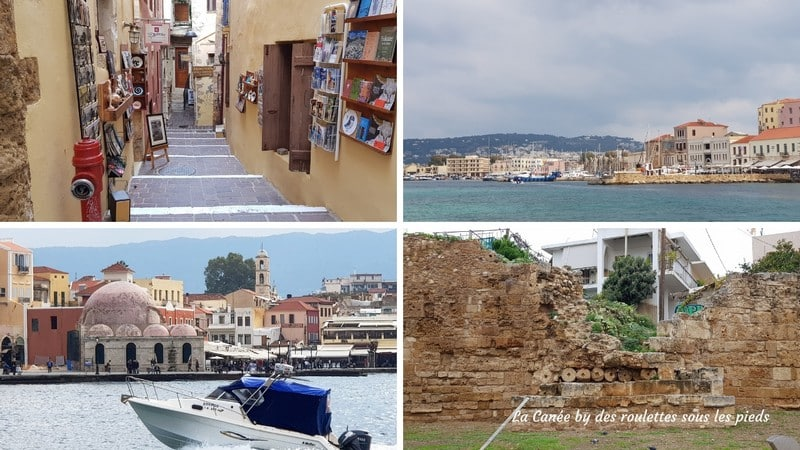 visiter crete ouest la canee