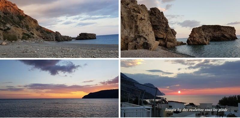 visiter crete ouest sougia