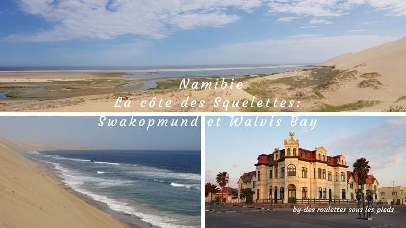 comment visiter la nambie la côte des squelettes