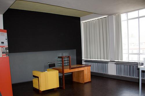 Bauhaus Building Directors Room  BAUHAUS DESSAU