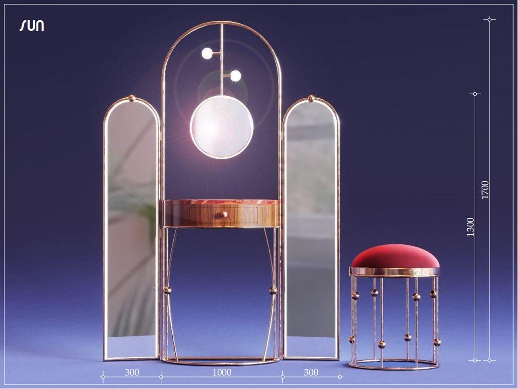 Столик для макияжа SUN
