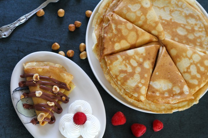 Easy French Crepes recipe