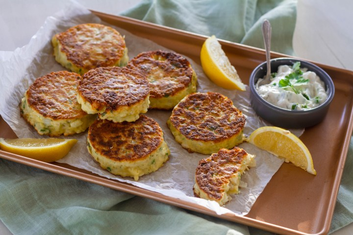 Fish Cakes, Easy and Quick Recipe (Gluten Free)