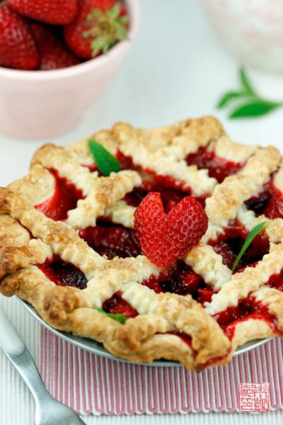 strawberrylemonverbenapie