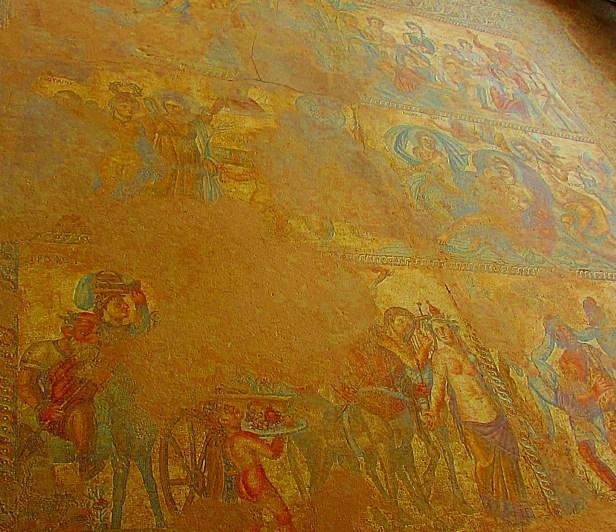 Mosaic at House of Dionysus